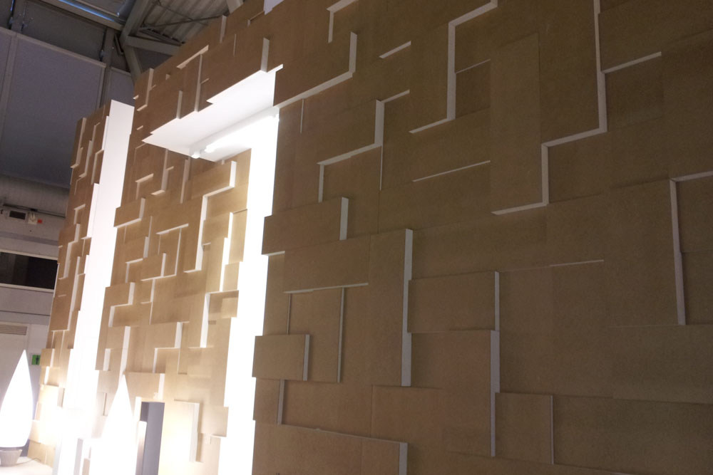 Galaxy Design System Wall Panels Custom Products